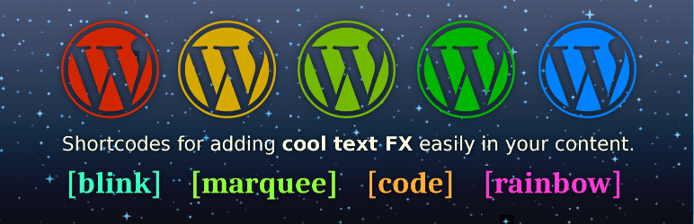 Best WordPress Text FX