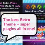 WordPress Theme And Plugin Bundle